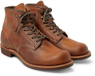 Red Wing Shoes 3343 Blacksmith Leather Boots