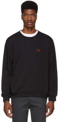 032c Black Resist Sweatshirt