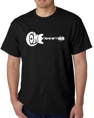 Los Angeles Pop Art Men's T-Shirt - Come Together