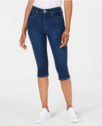 dce0c8895 Tommy Hilfiger Women's Cropped Jeans - ShopStyle