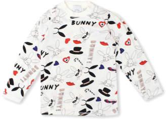PalinkA (パリンカ) - パリンカ 【KIDS】バニープリントロンTシャツ