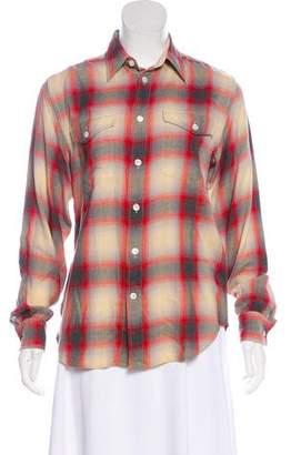 Ralph Lauren Plaid Button-Up