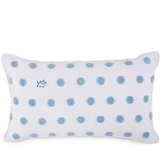 Southern Tide Summer Daze Boucle Rectangular Accent Pillow