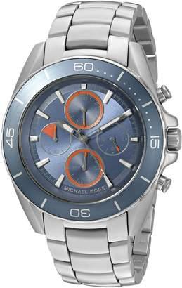Michael Kors Men's Quartz Stainless Steel Automatic Watch, Color:-Toned (Model: MK8484)
