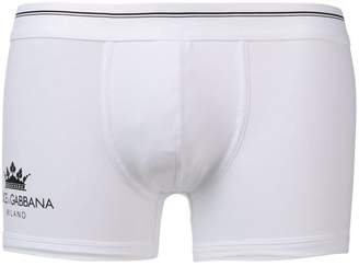 Dolce & Gabbana logo slim-fitted boxers