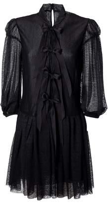Philosophy di Lorenzo Serafini Bow Detail Dress