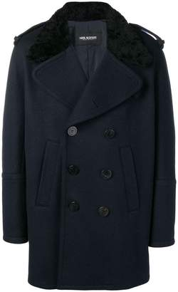Neil Barrett double-breasted coat
