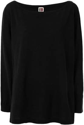 I'M Isola Marras oversize knitted top