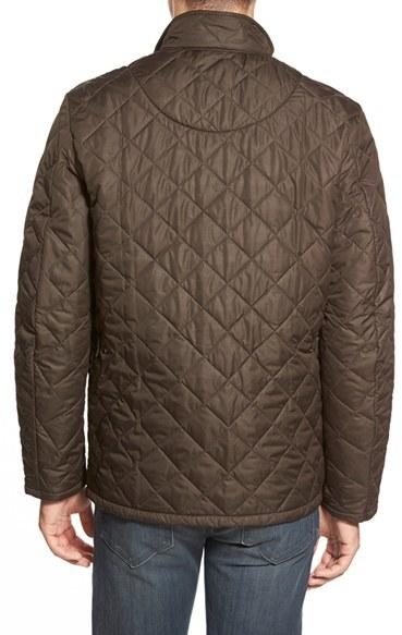 Men's Barbour 'Chelsea' Regular Fit Quilted Jacket 4