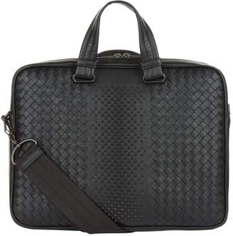 Bottega Veneta Nappa Leather Studded Briefcase