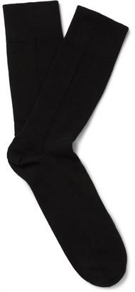 Falke Sensitive London Stretch-Cotton Socks $25 thestylecure.com