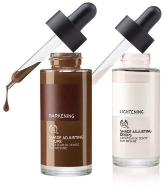 The Body Shop Shade Adjusting Drops Liquid Foundation