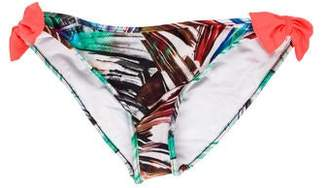 Milly Minis Printed Swimsuit Bottom