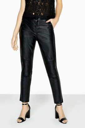 Leather Look Trouser