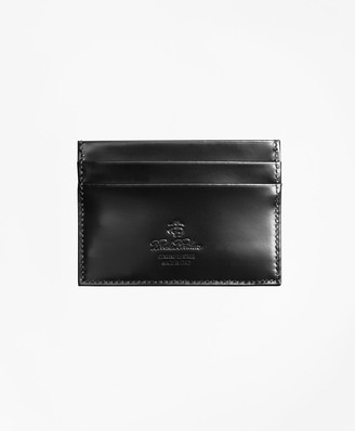Brooks Brothers French Calfskin Slim Card Case