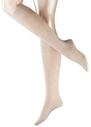 Falke Womens Sensitive Berlin Knee High Socks - Small/Medium