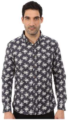 7 Diamonds Flourish Long Sleeve Shirt Men's Long Sleeve Button Up