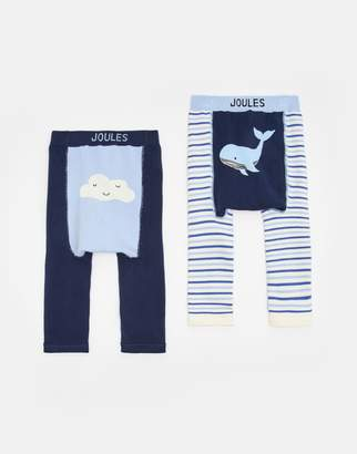 Joules Clothing 203979 Two Pack Leggings