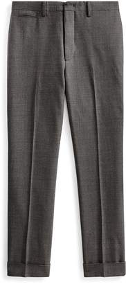 Ralph Lauren Slim Fit Houndstooth Trouser