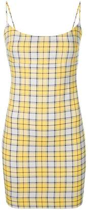 DAY Birger et Mikkelsen Miaou short check fitted dress