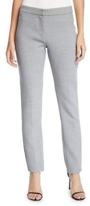 Badgley Mischka Straight-Leg Suiting Pants