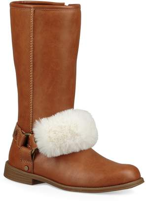 UGG Lili Faux Shearling Boot