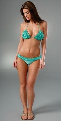 Thayer Praslin Ruffle Bikini