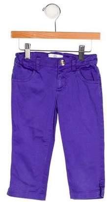Versace Girls' Four Pocket Pants