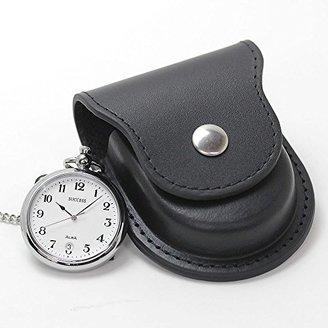Alba (アルバ) - [セイコーアルバ] セイコー アルバ(SEIKO ALBA)懐中時計AABU005と正美堂オリジナル革ケース(ブラック) セット