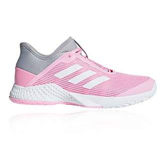 outlet store c5970 7a0eb adidas Womens Adizero Club W Tennis Shoes
