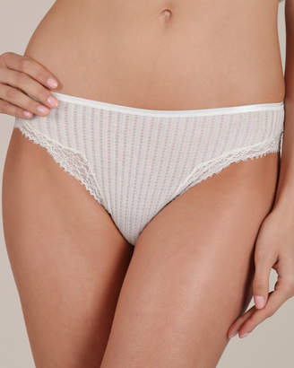 Zimmerli Of Switzerland Maude Prive High Cut Brief