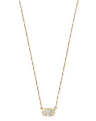 Kendra Scott Ember Pendant Necklace in Gold