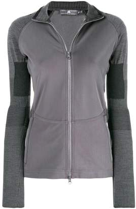 adidas by Stella McCartney zipped up cardigan