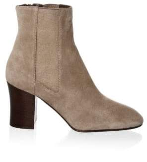 Aquatalia Frida Suede Booties
