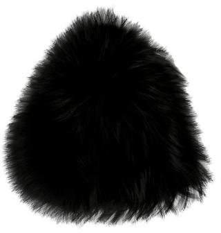 Yves Salomon Fox Knitted Beanie w/ Tags