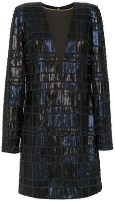 Tufi Duek sequin dress
