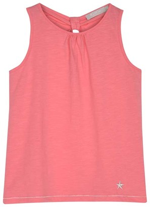 Mint Velvet Pink Knot Back Vest