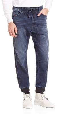 Diesel Drawstring Denim Pants