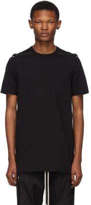 Rick Owens Black D-Ring Level T-Shirt