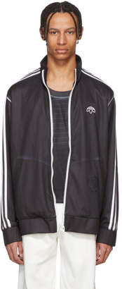 adidas by Alexander Wang Black and White Track Jacket
