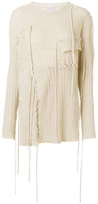 J.W.Anderson lace-up detail sweater