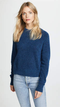 3.1 Phillip Lim Inset Shoulder Pullover Sweater