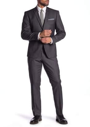 Perry Ellis David Slim Fit Suit
