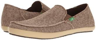 Sanuk Rounder Hobo Mesh Men's Slip on Shoes