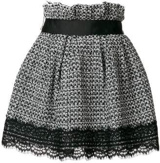 Faith Connexion lace trimmed shorts