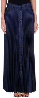 Veronique Branquinho Denim skirts - Item 42622573PD