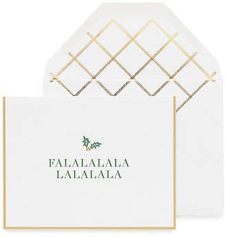 One Kings Lane Set of 6 Falala Greeting Cards