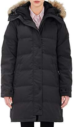 Canada Goose Women's Fur-Trimmed Shelburne Parka $925 thestylecure.com