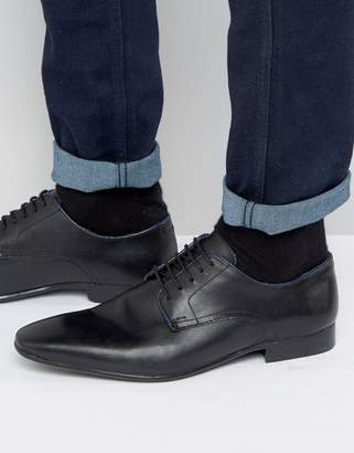 Silver Street Smart Shoes Black