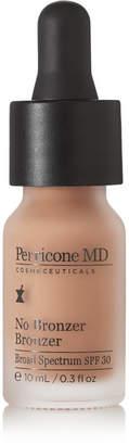 N.V. Perricone No Bronzer Bronzer Spf30, 10ml - Colorless
